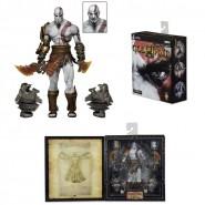 GOD OF WAR III 3 Figura Action 18cm KRATOS Ultimate Version NECA