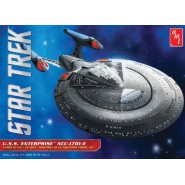 STAR TREK Modellino Kit ENTERPRISE NCC-1701-E Scala 1:1400 AMT
