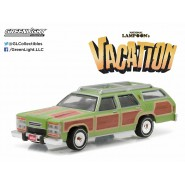 Model WAGON QUEEN Auto Dal Film NATIONAL LAMPOON's VACATION 1/64 DieCast Greenlight