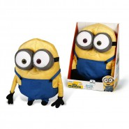 TALKING Plush 30cm MINION Bob or Stuart LIGHT SOUNDS Minions ORIGINAL