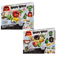 ANGRY BIRDS Playset Slingshot Action SET Choose One Spin Master Rovio