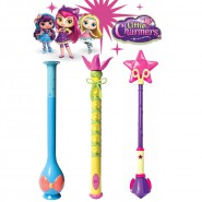 LITTLE CHARMERS Magical Wand Light Sounds INTERACTIVE Original Spin Master