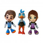 MILES FROM TOMORROW Plush 20cm Choose Your Character ORIGINAL Official DISNEY JUNIOR