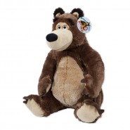 Plush XXL GIGANTIC 55cm BEAR MISHA from MASHA and the Bear ORIGINAL