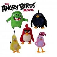 Peluche ANGRY BIRDS Movie 30cm FILM 2016 A Scelta UFFICIALE Rovio
