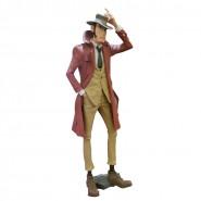 Figura Statua ISPETTORE ZENIGATA ZAZA 26cm Master Stars Piece BANPRESTO Lupin III