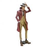 Figure Statue INSPECTOR ZENIGATA 26cm BANPRESTO Master Stars Piece Lupin the 3rd Third