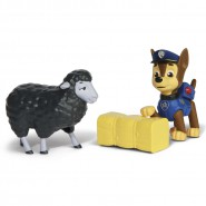 PAW PATROL Set Figure CHASE e MARLEY Rescue Playset SPIN MASTER