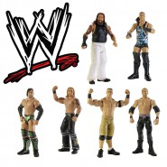 Figura Action WWE Superstar Wrestling 17 cm MATTEL
