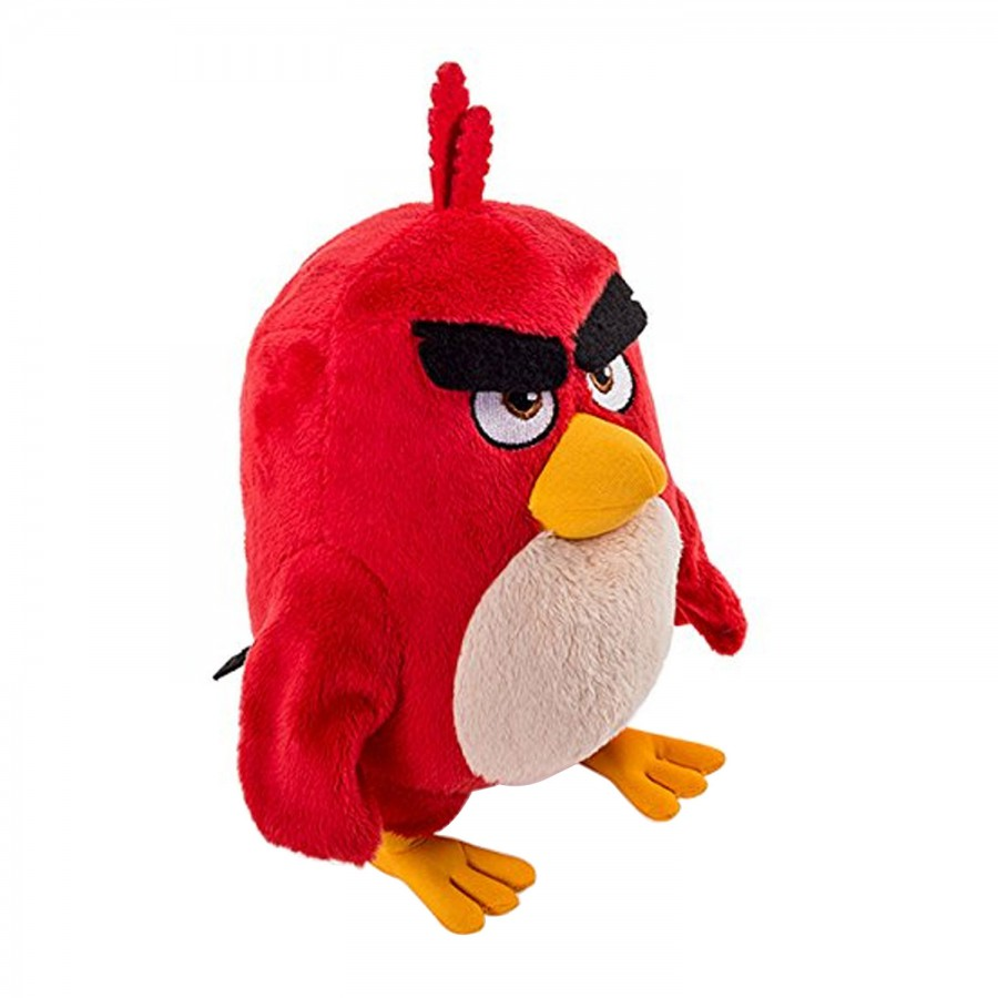 peluche angry birds movie 20cm spin master film 2016 rovio a scelta apecollection. Black Bedroom Furniture Sets. Home Design Ideas