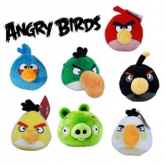 Plush ANGRY BIRDS Videogame 10cm Original ROVIO You Choose