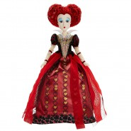 RED QUEEN Doll Figure 30cm COLLECTOR Helena Bonham Carter DISNEY ALICE Through The Looking Glass