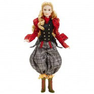 ALICE Through The Looking Glass WHITE QUEEN Doll Figure 30cm FASHION Doll DISNEY