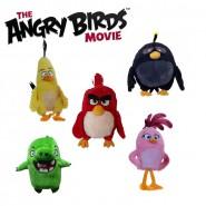 Peluche ANGRY BIRDS Movie 20cm FILM 2016 A Scelta UFFICIALE Rovio