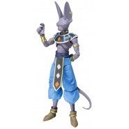 DRAGONBALL SUPER Figura Action BEERUS BILLS Bandai SHF Figuarts
