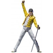 MICHAEL JACKSON Figura Action KING OF POP 16cm BANDAI FIGUARTS Japan NUOVA MJ !!