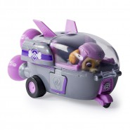 PAW PATROL Playset SKYE 's ROCKET SHIP Basic VEHICLE Spin Master