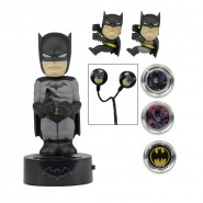 DC Comics BATMAN Box GIFT SET Regalo BODYKNOCKER Scaler Hubsnaps Earbuds Edizione Limitata