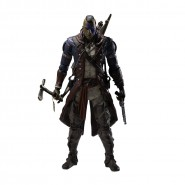 Figura Action 15cm CONNOR REVOLUTIONARY dal videogioco ASSASSIN'S CREED McFarlane USA Serie 5