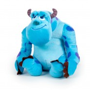 Peluche 20cm SULLEY Mostro Blu da MONSTERS INC. Originale DISNEY Pixar