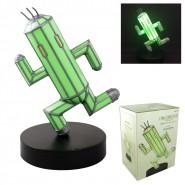 SABOTENDER Cactus FINAL FANTASY XIV Figura 20cm LAMPADA Atmosfera ROOM LAMP Taito Japan