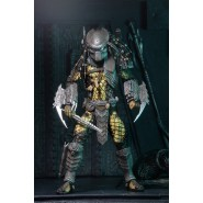 Figura Action TEMPLE GUARD PREDATOR Alien Vs Predators Serie 15 NECA USA Original