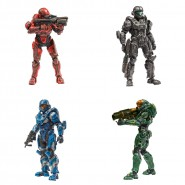Action Figure HALO 5 Guardians 14cm with Weapons SERIE 2 Original MCFARLANE