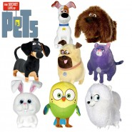 Plush PETS Animal SECRET LIFE Choose your one 30cm DELUXE Top Quality Version OFFICIAL