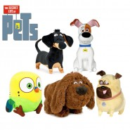Plush PETS SECRET LIFE 30cm Movie 2016 One by Choice OFFICIAL