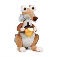 Plush SCRAT Squirrel GOLDEN ACORN 30cm Original ICE AGE Collision Course