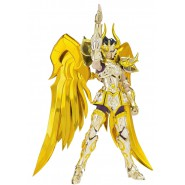 Action Figure CAPRICORN Shura GOLD GOD CLOTH Serie SOUL OF GOLD Die Cast MYTH EX Bandai Saint Seiya