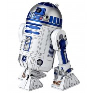 STAR WARS Figura Action R2-D2 Kaiyodo REVOLTECH 004 Originale DISNEY Figure r2d2 c1-p8
