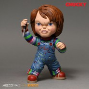 CHUCKY Action Figure GOOD GUY Puppet CHILD's PLAY Stylized Roto 17cm VINYL Mezco