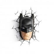 BATMAN MASK Luce LAMPADA LED Muro Parete DC Comics 3D LIGHT Philips MASCHERA