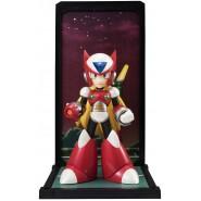MEGAMAN X Figure ZERO with Diorama 017 Tamashii BUDDIES Bandai
