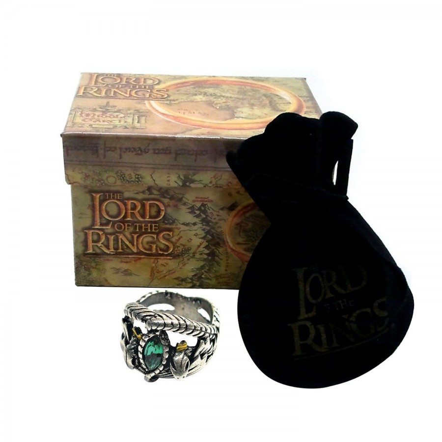 Aragorn S Ring Barahir Official Replica The Lord Of The