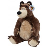 Plush BIG 45cm BEAR MISHA from MASHA and the Bear ORIGINAL