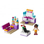 Playset Diorama ANDREA'S BEDROOM LEGO FRIENDS 41009