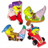 PELUCHE SPONGEBOB PATRICK Squarepants Grande 40cm ORIGINALE Nickelodeon