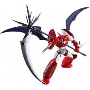 BOX DANNEGGIATO Modellino Robot SHIN GETTER 1 OVA VERSION DieCast METALLO Tamashii BANDAI SRC Super Robots Chogokin