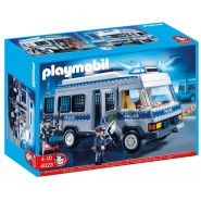 Set Playset POLICE TRUCK Car PLAYMOBIL 4023