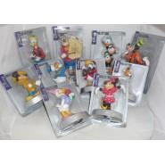 Figura Statuetta Personaggi Fumetti DISNEY 3D COLLECTION Serie 2 DE AGOSTINI DeAgostini LOTTO 1