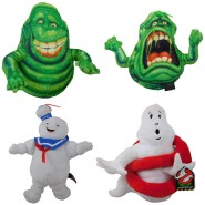 Plush GHOSTBUSTERS 30cm Original OFFICIAL Slimer Marshmallow CHOOSE