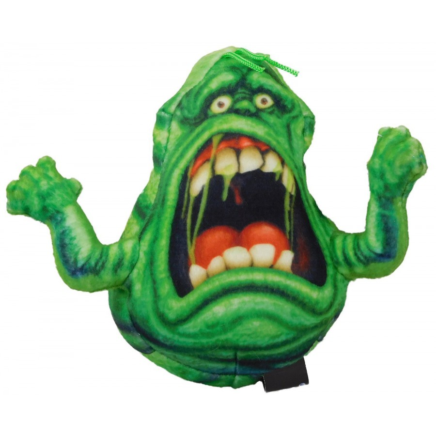 plush ghostbusters 30cm original official slimer