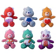 SET 6 Plush Beanies CARE BEARS New Characters 25cm ORIGINAL