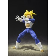 DRAGONBALL SUPER Figura Action VEGETA SAIYAN GOD Bandai SHF Figuarts