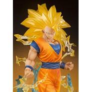 Figura Statuetta GOKU SUPER SAYAN 3 Figuarts Zero DRAGONBALL SUPER Bandai