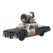 Blues Brothers BLUESMOBILE with SPEAKER 1974 Dodge Monaco Scale 1/43 Greenlight