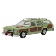 NATIONAL LAMPOON'S VACATION Modellino WAGON QUEEN FAMILY TRUCKSTER Scala 1/43 Greenlight