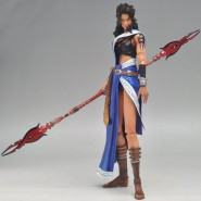FIGURA Action OERBA YUN FANG da FINAL FANTASY XIII Play Arts SQUARE ENIX